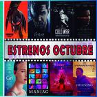 El podcast de C&R - 4X05 - ESTRENOS OCTUBRE '18: Predator, Venom, Cold War, Girl, Festival de Sitges y series de terror