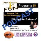 P.54 - Work - Life Balance - 10.8.17