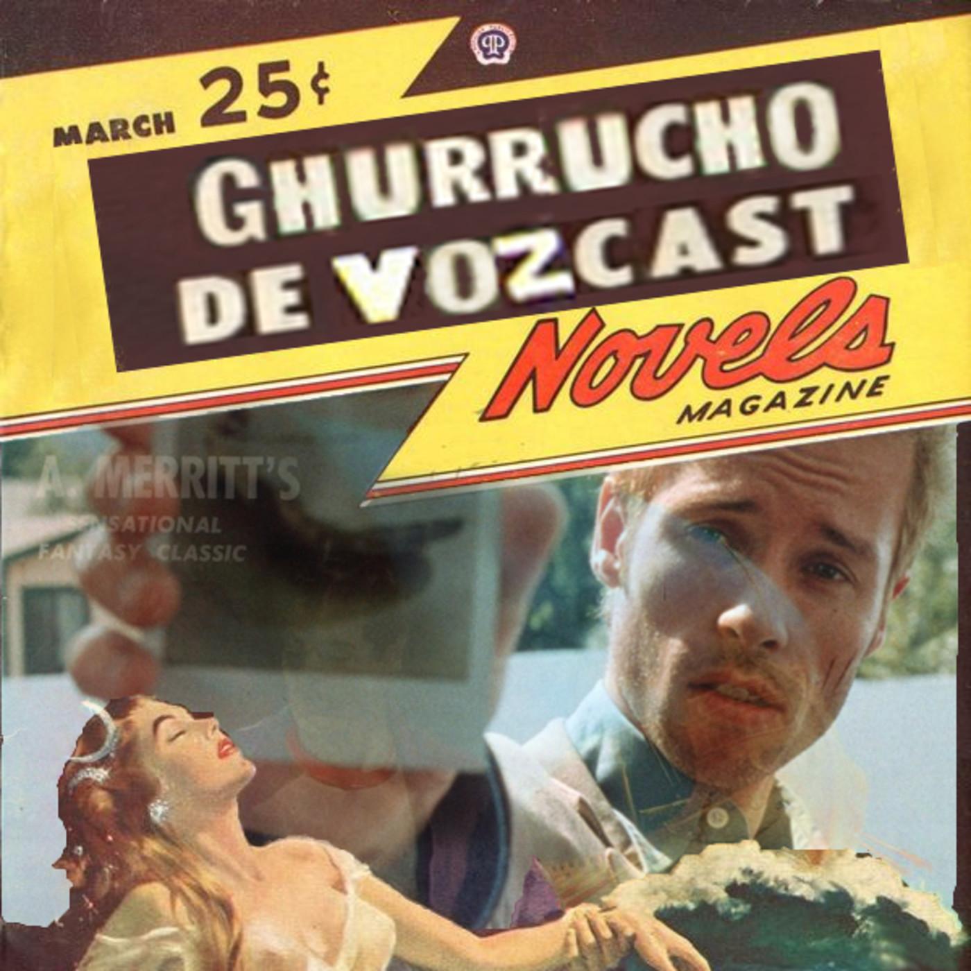 Gurrucho Nolan e Mente. Podcast en Galego