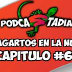 ¡PODCASTADIA! #6 ¡LAGARTOS en la NUBE! | PODCAST sobre STADIA en ESPAÑOL