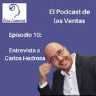 Ep. 10: Entrevista a Carlos Hedrosa
