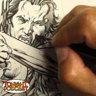 Aprendiendo a hacer cómics 3. Tinta
