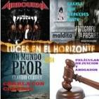 Luces en el Horizonte 2X34: Airbourne, Mercedes Pinto, Claudio Cerdán, Juicios y abogados.