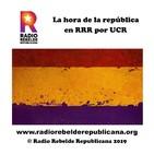 La hora de la República en RRR por UCR - 09.10.2019
