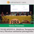 ACTO DE APOYO A... Médicos, Terapeutas, Investigadores perseguidos por la OMC