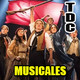 TDC Podcast - 61 - Especial Musicales