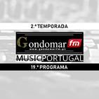 MUSICPT na GONDOMAR FM - Episódio 19