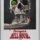 La Casa Infernal de Richard Matheson +La leyenda de la casa del infierno de John Hough