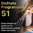 Cómo integrar la ayuda en tus aplicaciones usando vídeo tutoriales