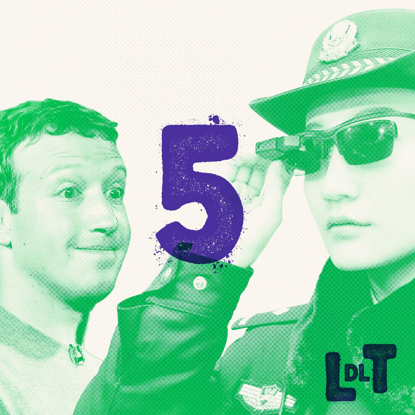 LDLT 05 - ¡Que vienen los chinos!