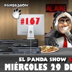 PANDA SHOW Ep. 167 MIÉRCOLES 29 DE MAYO 2019