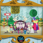 Optic Cast 29 - mansion foster ( foster home for imaginary friends)