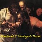Homilía del 2º Domingo de Pascua