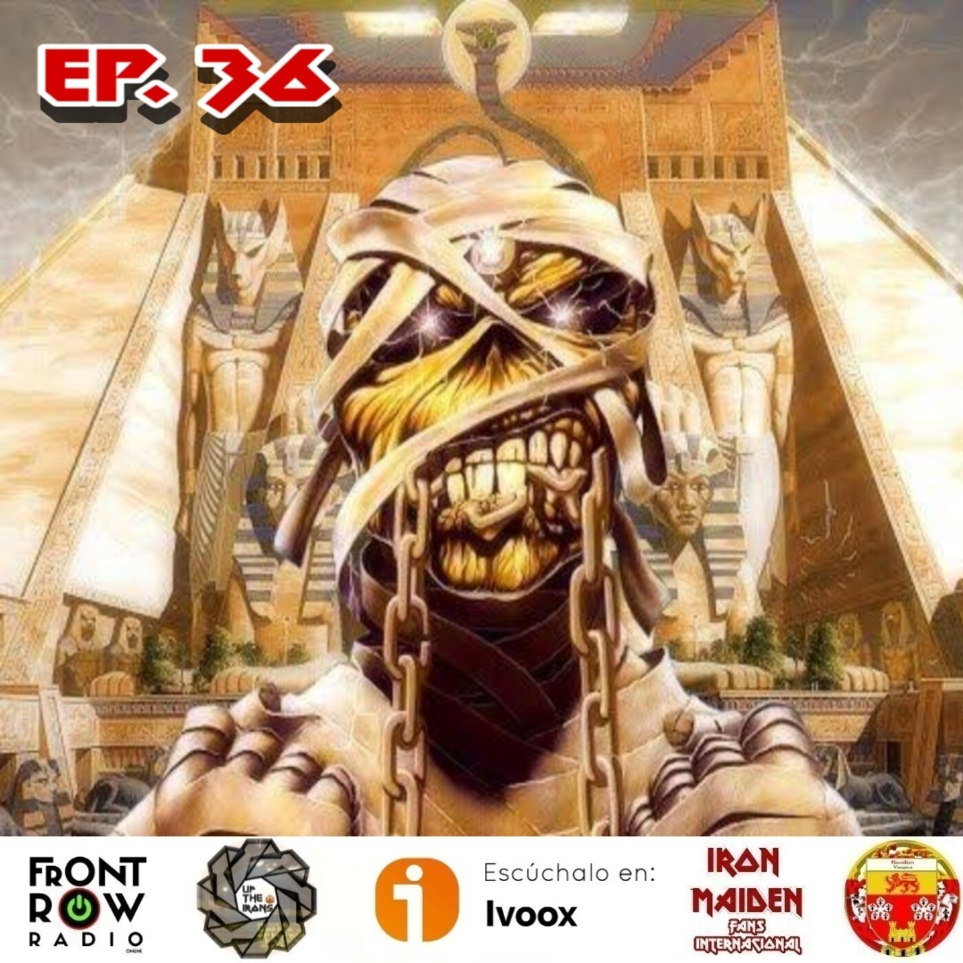 36. Powerslave Part 5 Conclusión