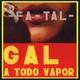 8DD Gal Costa FATAL A TODO VAPOR (1971)