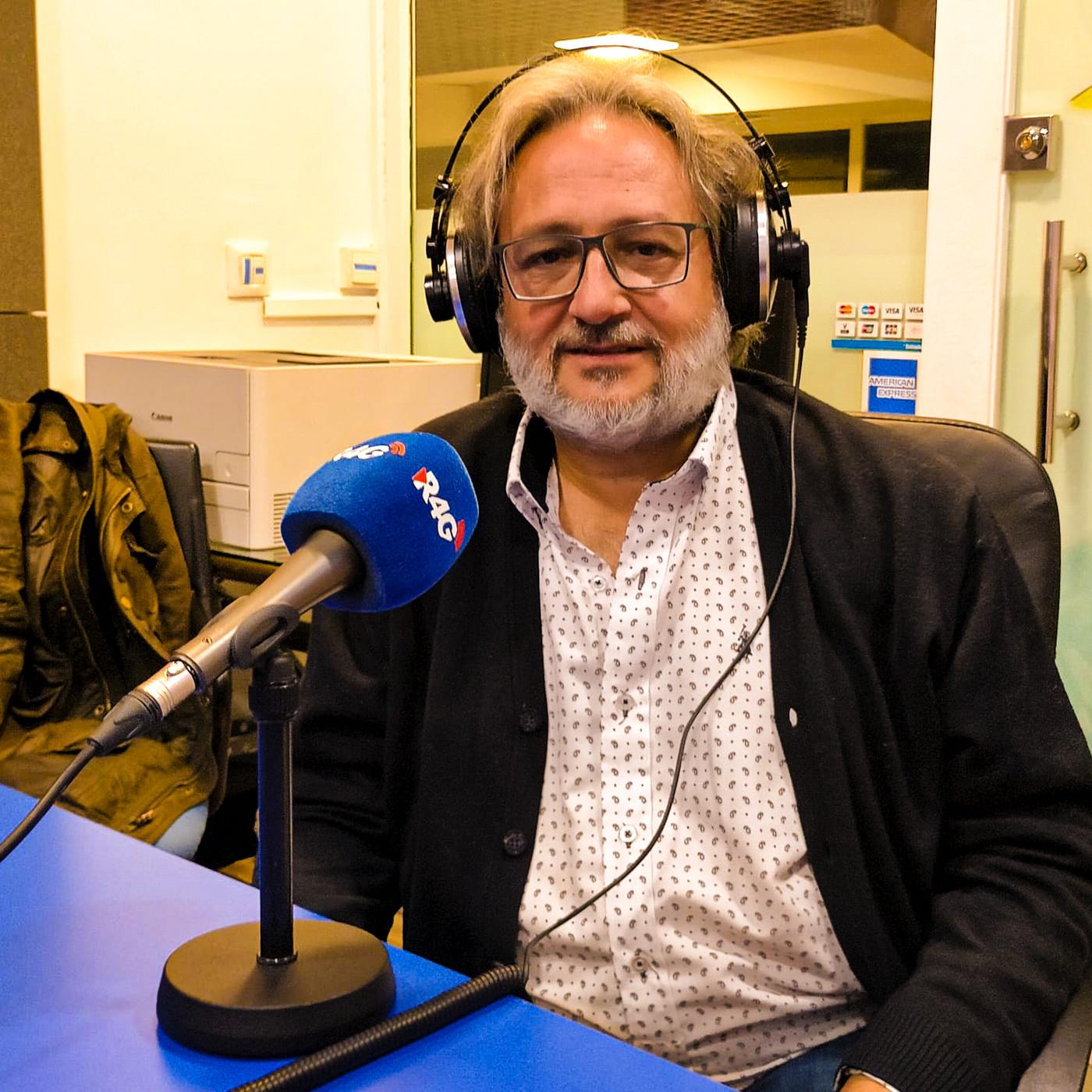 Entrevista a Ruben Lorenzo en Hola Aragón