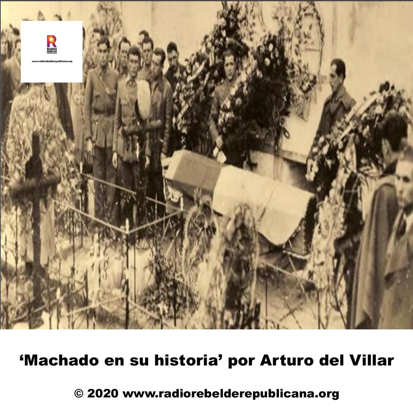'Machado en su historia' por Arturo del Villar