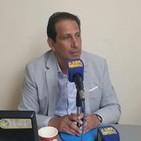 El Presidente de Barcelona SC, José Francisco Cevallos visitó CRE Satelital