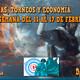 Noticias, torneos y economía de la semana del 11 al 17 de Febrero 2019