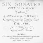 ECKARD, Johann Gottfried (1735-1809) - Pianoforte Sonatas