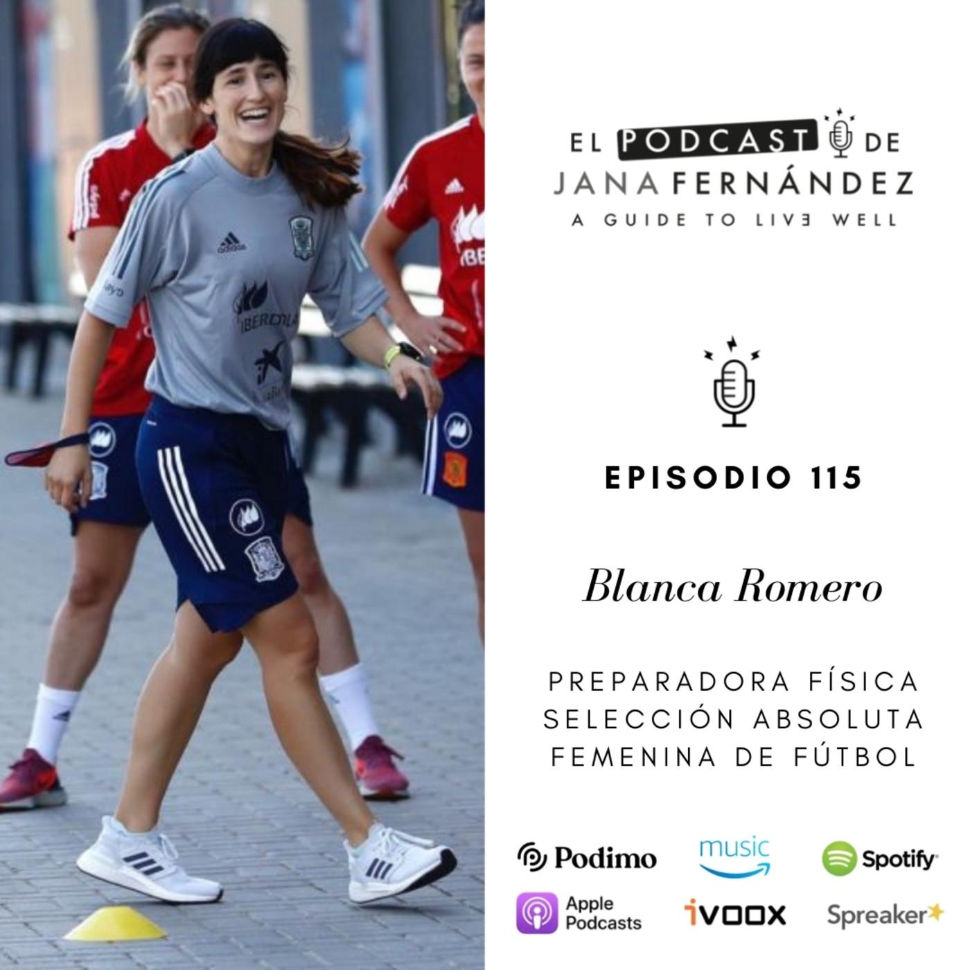 Ciclo menstrual y rendimiento deportivo, ¿qué dice la ciencia?, con Blanca Romero