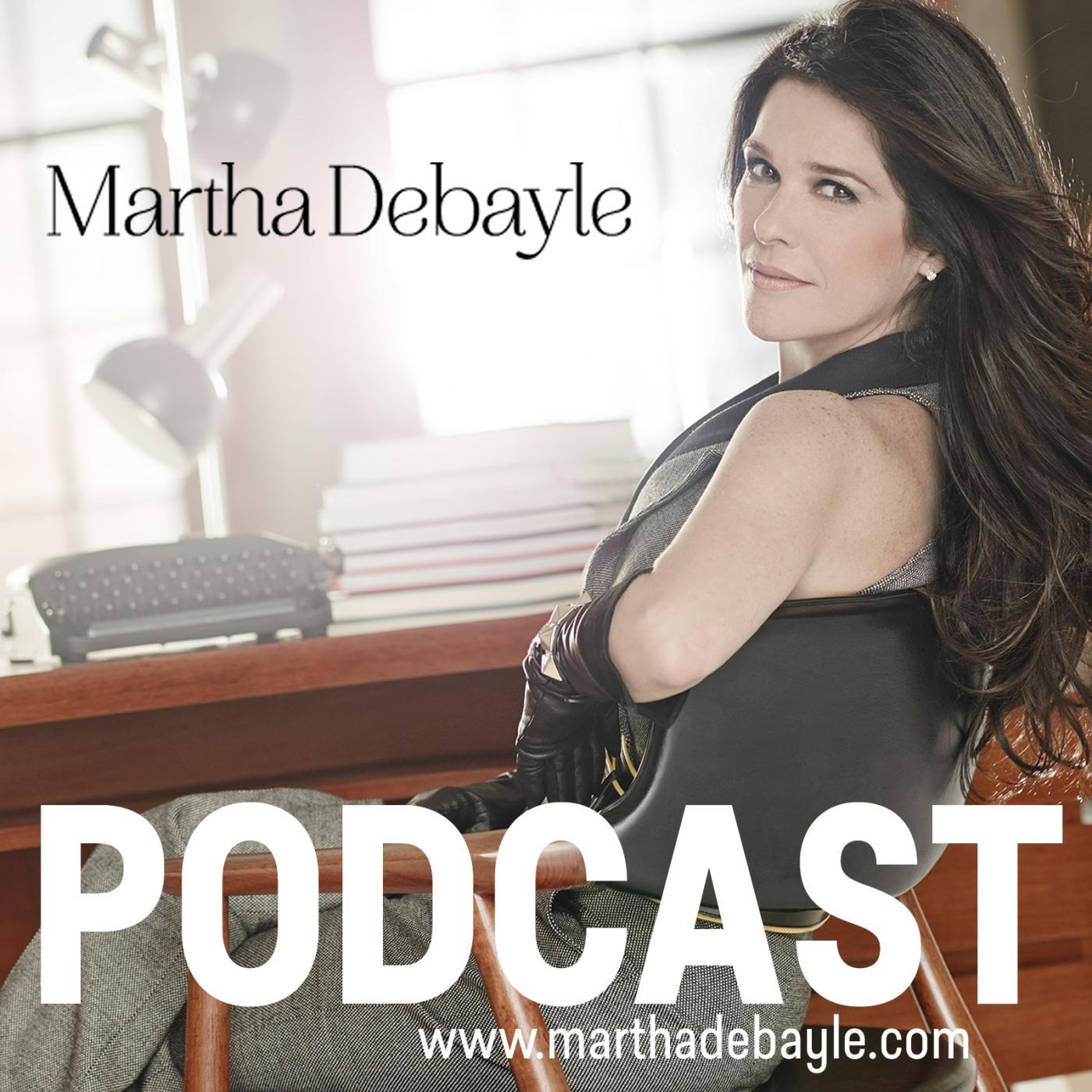 Martha Debayle en W , miércoles 18 de mayo de 2016