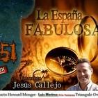 Misterio 51 Programa 1x35 La Noche Triste Contactados y Entrevista a Jesus Callejo