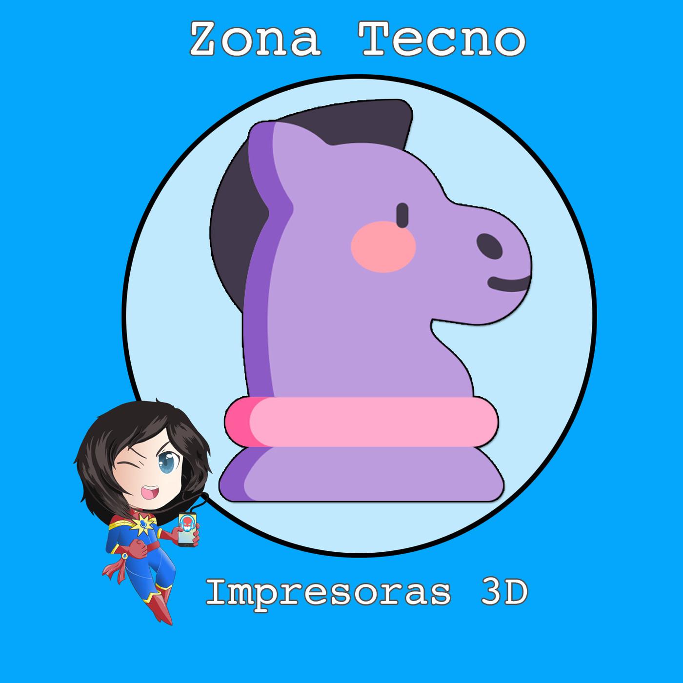 #MarvelianaTecno Descubriendo las impresoras 3D. El retorno de ManoliicooRM