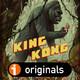 KING KONG, por Delos Lovelace (16/19) - Las negras aguas