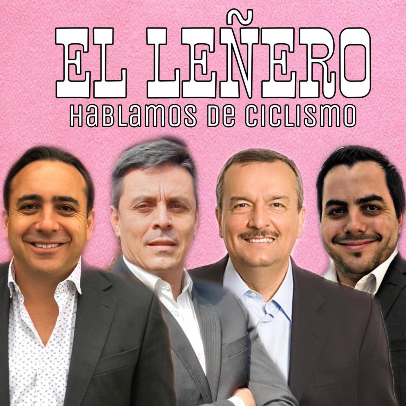 """El Leñero """"Íntimo"""" - Capítulo 22 con Rigoberto Urán"""