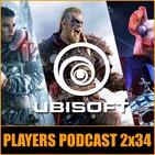 PP 2x34. Vuelve Ubisoft, Noticias de la semana, Evercade: Retro en 2020 y mucho más