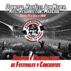 Corsarios 15 de Julio de 2018 - Especial Repaso y recuerdo de festis y conciertos