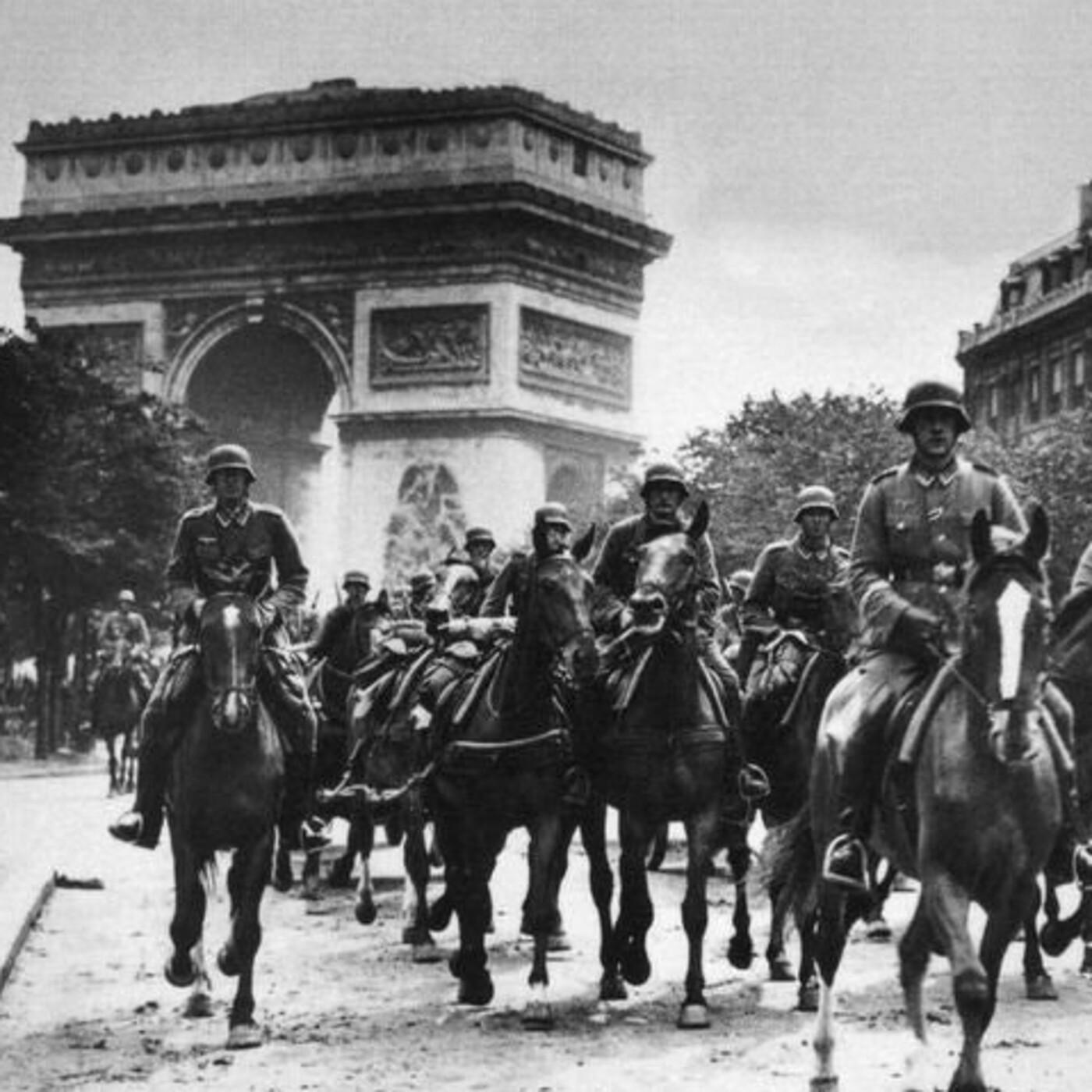 Alemania Triunfante en la Segunda Guerra Mundial