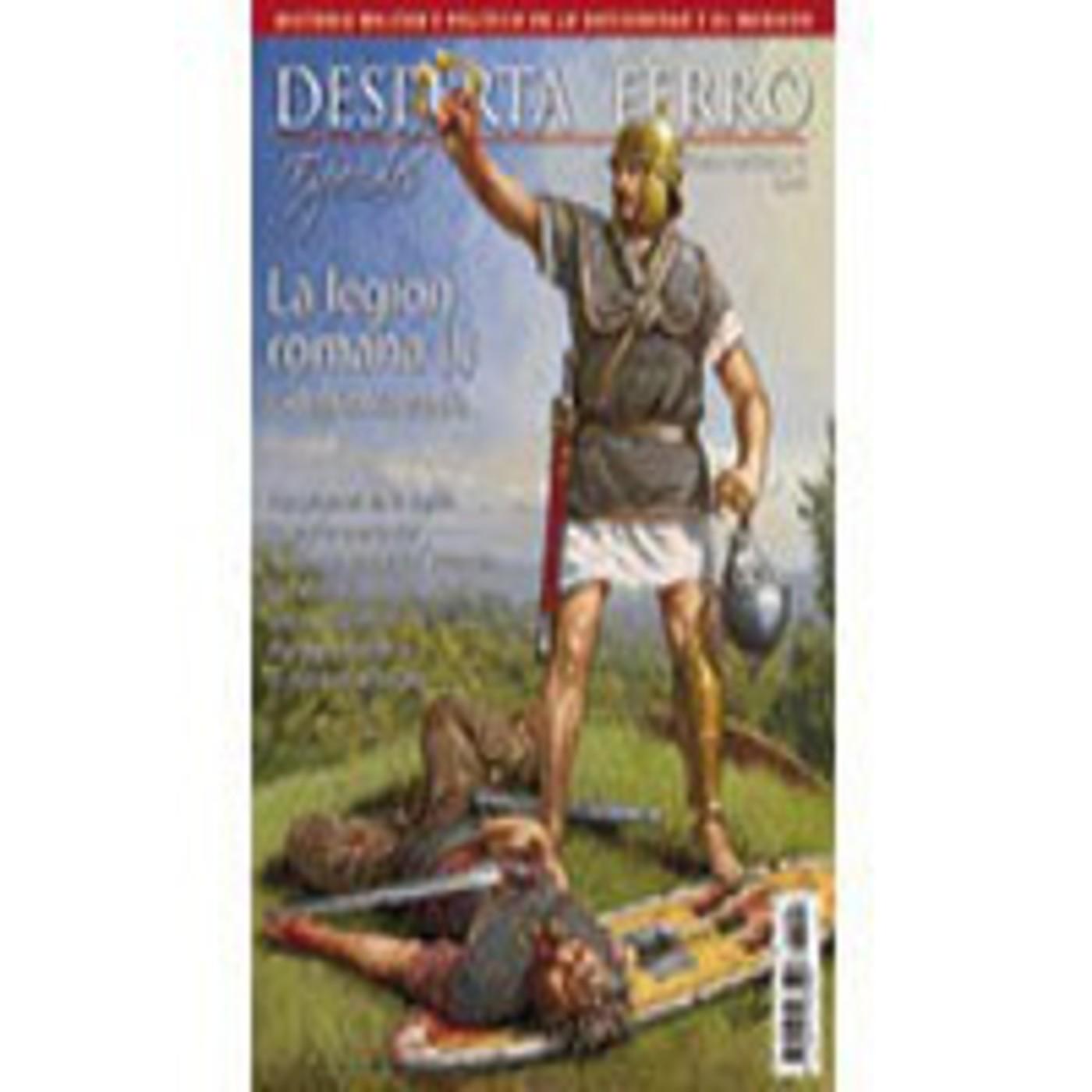 La legión romana (I) - La República Media - Desperta Ferro Especiales n.º 6: