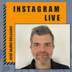 Entrevista en Instagram LIVE a José Nuño