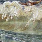 Audio poema #3. Vuelven los caballos blancos del mar