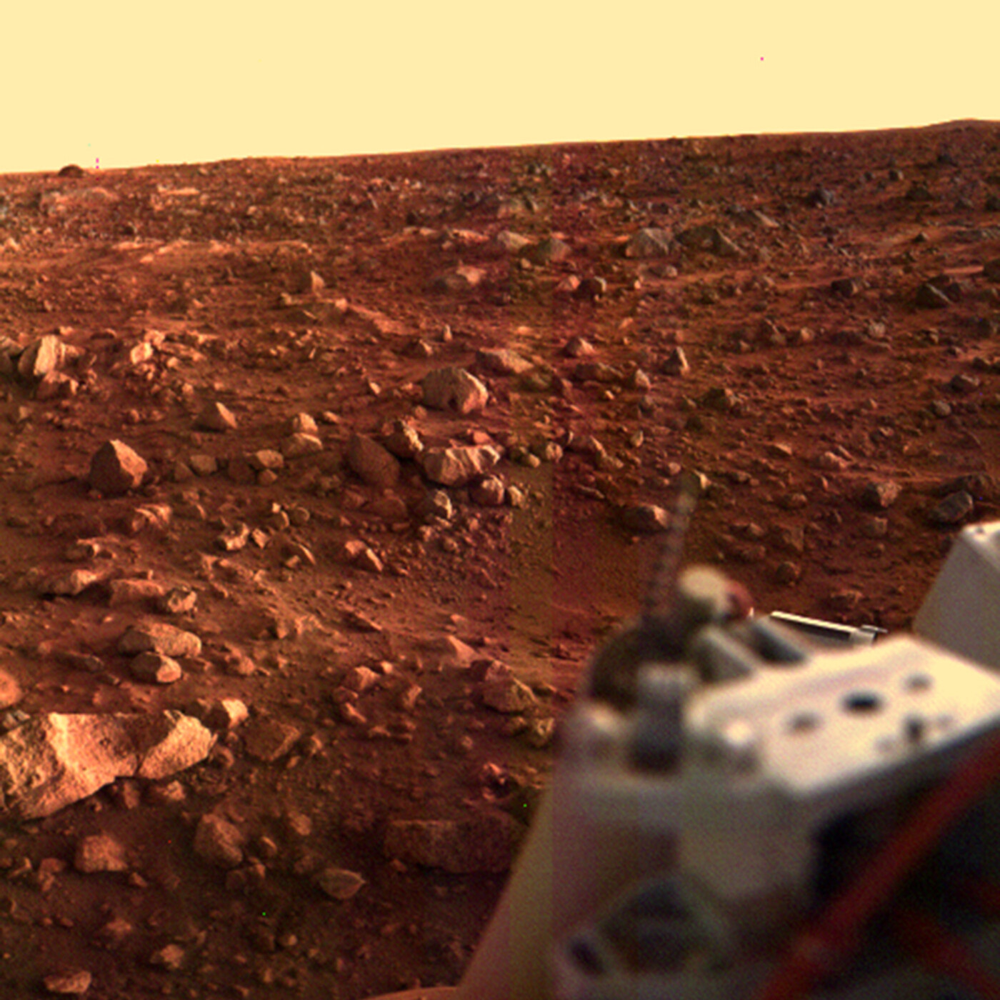 180 - Rep. ¡¡ Las naves Viking detectaron Vida en Marte en 1976 !!, según el Ingeniero Principal del Experimento