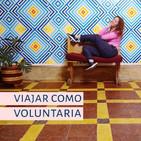 Viajar como voluntaria