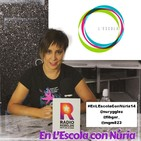 En L'Escola con Núria, #EnLEscolaConNúria14