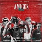 Amigos Falsos - Balbi El Chamako Ft Lil Geremi
