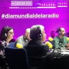 'Hora 25' (Cadena SER) DÍa Mundial de la Radio 13.02.2018 con Gorka Zumeta