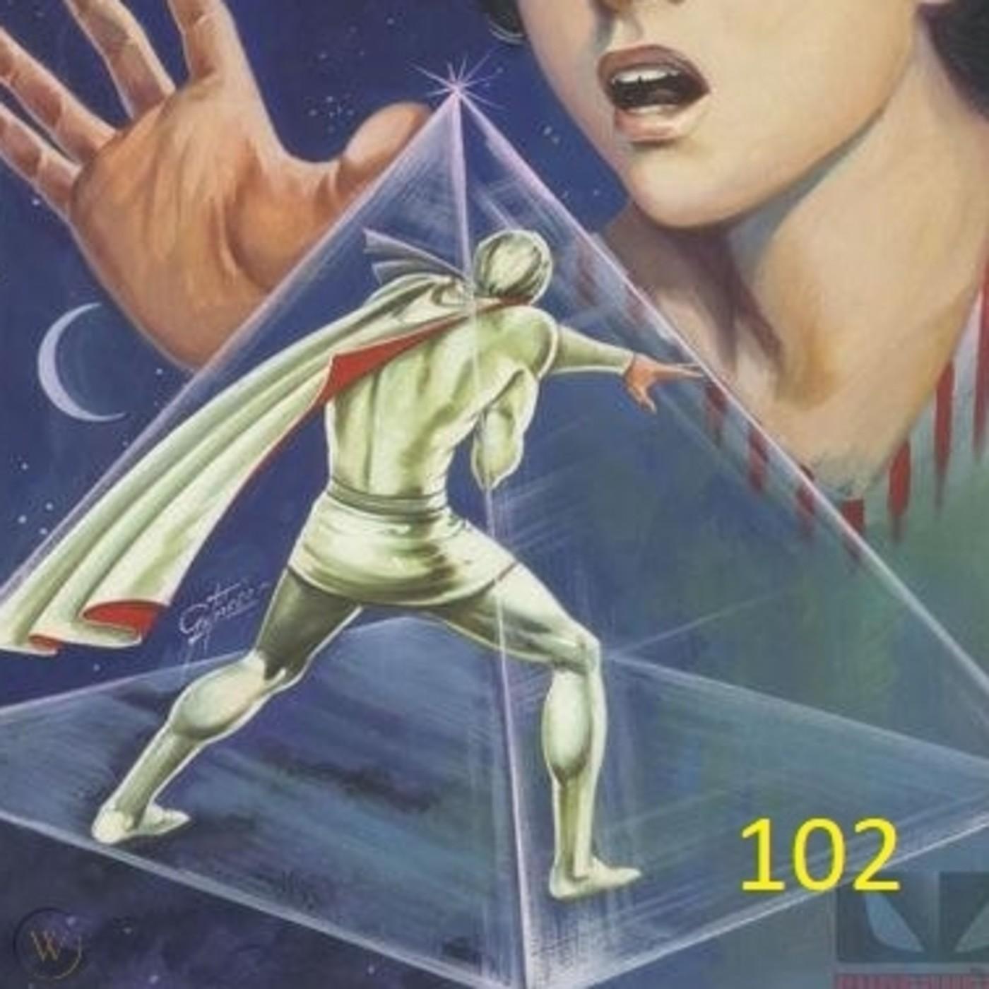 30x102 Muerte en la cuarta dimensión Kaliman