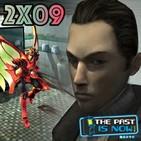 2x09 Legend of Dragoon, Fahrenheit y Steam se lava la cara