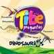 #Programa3 #Tibepreguntas Ankylosaurus, Plesiosaurio y Pterodactylus