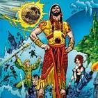 Tomos y Grapas, Cómics - Vol.5 Capítulo #16 - Aquaman. Las Crónicas de Atlantis