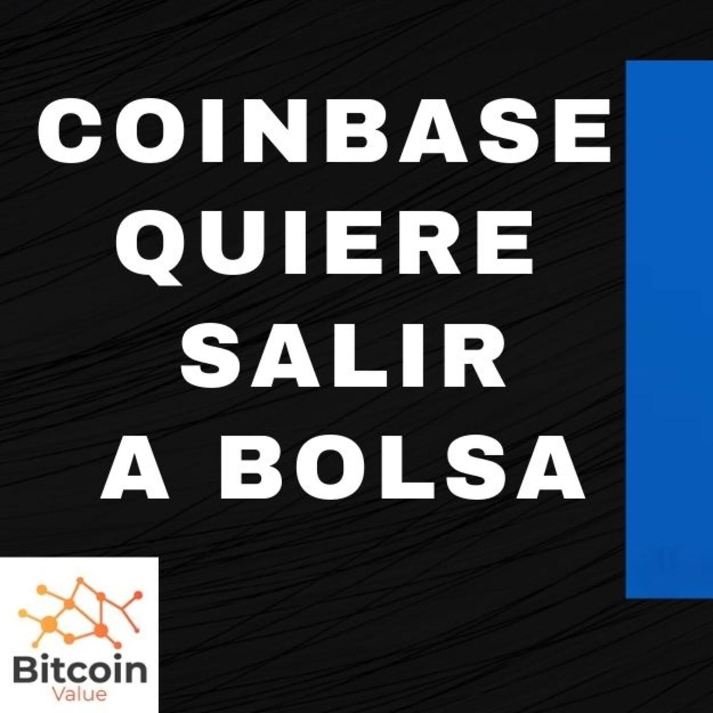 Coinbase quiere salir a bolsa - bitcoin análisis y principales noticias Julio 2020