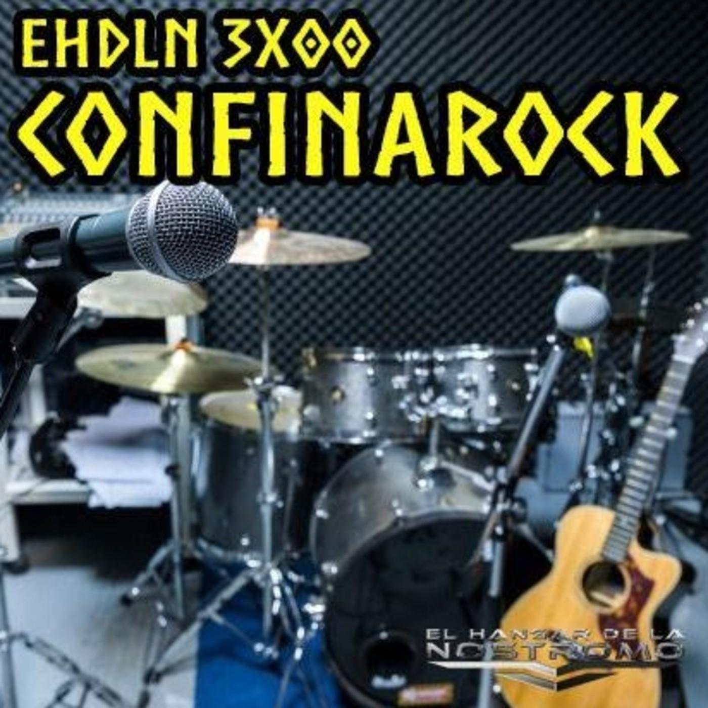 EHDLN 3x00 - Confinarock (Metallica, Scorpions, Rolling Stones, Queen, ...)