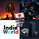 BIG IN JAPAN 2X17 - PS5 VS XBOX Series X , IndieWorld Nintendo, DOOM ETERNAL, Resident evil 3 Remake DEMO, DLC Kakarot