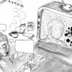 Relato de Terror Psicológico SUEÑOS (Ficción sonora) de F. Ker. ¿Volverás a encender el TV?
