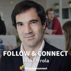 Follow and Connect: Iñaki Arrola
